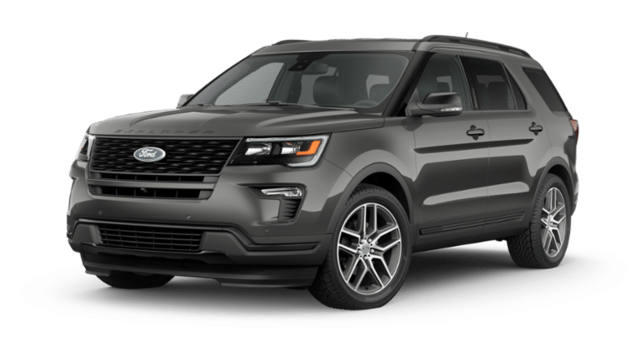 New Ford for sale 2019 Ford Explorer Sport SUV in Randolph, NJ